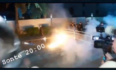 E PARALAJMËROI BERISHA/ Militantët e PD sulmojnë KZAZ-në nr. 42 në Kavajë