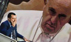 """BETEJË PËR """"SHPIRTIN"""" E ITALISË/ Vështrim mbi marrëdhënien e komplikuar e Salvinit me Papën"""