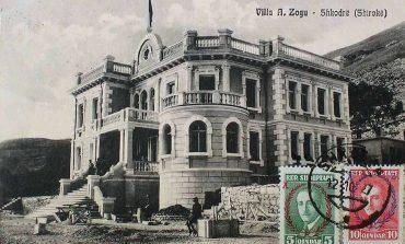 """RETROSPEKTIVE/ Vila e MBRETIT """"ZOG I"""" në Shirokë, Shkodër (FOTO)"""