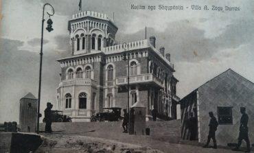 RETROSPEKTIVË/ Kur ndërtohej Vila e Mbretit Zog në Durrës