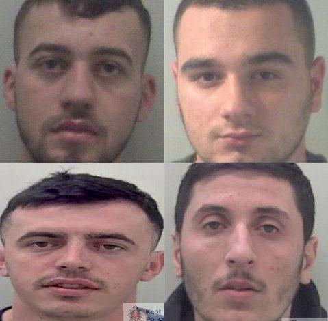 FITONTE KATËR MILIONË PAUND NË VIT/ 60 vite burg bandës shqiptare në Angli (EMRAT+FOTO)