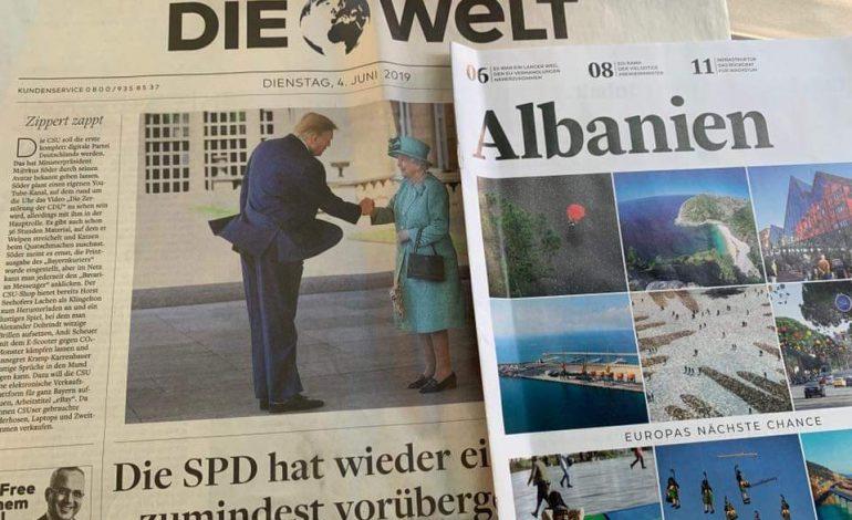 """SPECIALJA E """"DIE WELT""""/ Nga ekonomia, bukuritë, kultura, reformat, e mbi të gjitha vetë shqiptarët: Ja përse Shqipëria meriton BE-në!"""