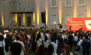 """""""STUDENTS ROCK""""/ Post of the day. Rama: """"Hovi"""" i Paktit për Univeristetin  (VIDEO)"""