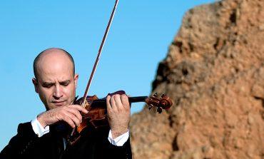 REZART KAPETANI/ Violinisti virtuoz në Murcia të Spanjës