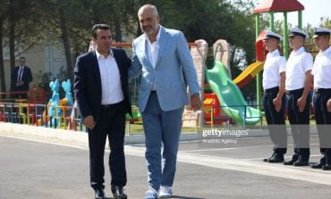 """""""KËRKOVA TË MOS E NDANIN SHQIPËRINË...""""/ Zoran Zaev: BE pezulloi modelin shqiptar të vetting-ut në Maqedoninë e Veriut"""