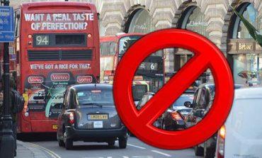 """REDUKTIMI I AJRIT TË NDOTUR/ """"Dita pa makina"""" edhe në Londër"""