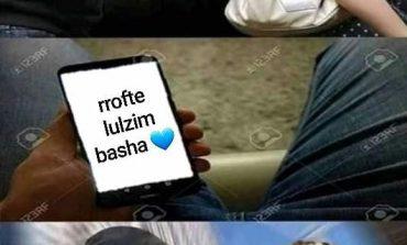 "Kur hajduti ""trembet"" nga... Lulzim Basha! (FOTO)"