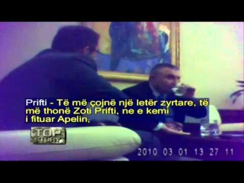 I DEL FRIKA NGA PËRGJIMET/ Meta rregjistron bisedën FSHEHURAZI me Bashën në presidencë