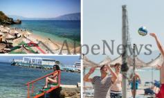 ENDE PA ARDHUR FUNDJAVA! Fluks pushuesish në Radhimë: Mes plazhit, fotove dhe... (PAMJET)