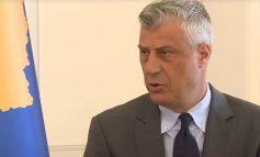 KRITIKON BE DHE.../ Thaçi: Izolimi i Kosovës duhet të marrë fund