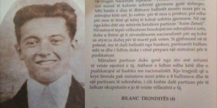 """""""PAS 3 ORË VUAJTJESH...""""/ Si u pushkatua shoqëruesi i Harri Fullcit, Mehmet Xhelili"""
