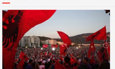"""30 QERSHORI/ """"Accociated Press"""": Meta mbështetës i opozitës, zgjedhjet """"thembra e Akilit""""...."""
