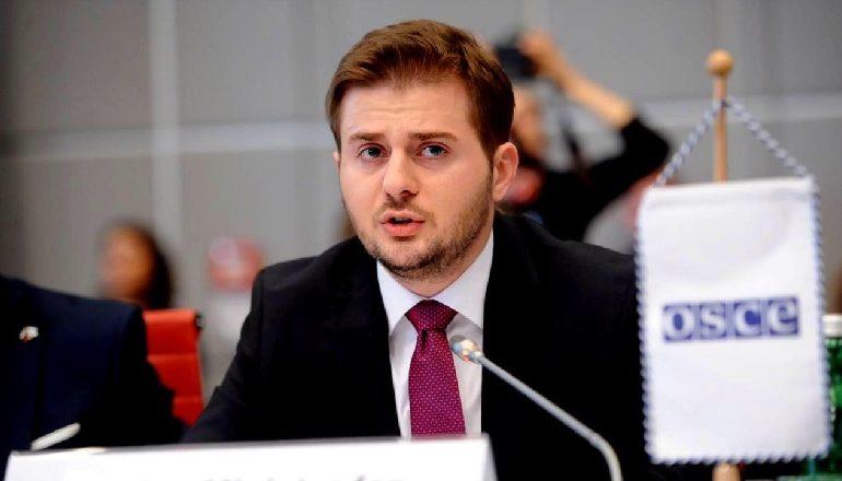 ZGJIDHJE KONFLIKTESH/ Cakaj prezanton prioritetet për Kryesinë shqiptare të OSBE