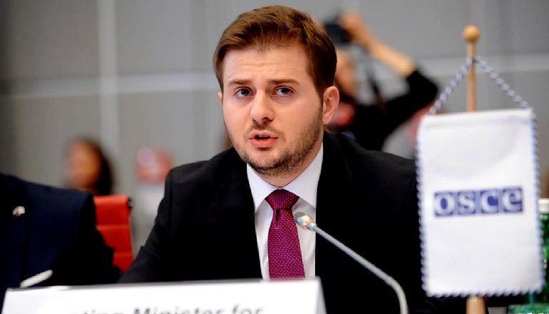 SHQIPËRIA MERR KRYESINË E OSBE NË 2020/ Cakaj prezanton kuadrin paraprak të prioriteteve