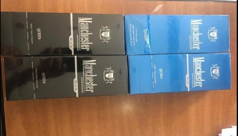 NDODH NË DURRËS/ Sekuestrohen 184.6 milion lekë cigare kontrabandë. Ishin…