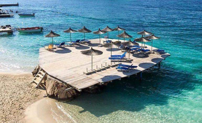 SHKREPJA FANTASTIKE/ Nuk jemi në Maldives por në… Ksamil!