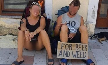 NDODH NË SHKODËR/ Turistët lypin lekë për... hashash dhe birra!