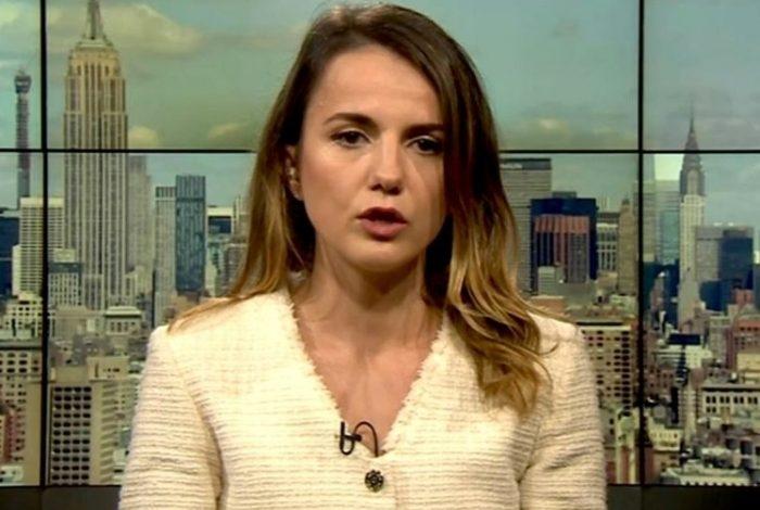 """""""ZGJEDHJET E 25 QERSHORIT...""""/ Rudina Hajdari ngatërrohet sërish: Më falni...  (VIDEO)"""
