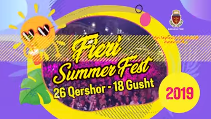 """FIERI SUMMER FEST""/ Post of the day. Kryebashkiku Subashi: Atmosfera... (VIDEO)"