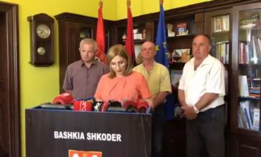 """""""SFIDON"""" LIGJIN/ Voltana Ademi: Nuk dal na zyra e bashkisë së Shkodrës"""