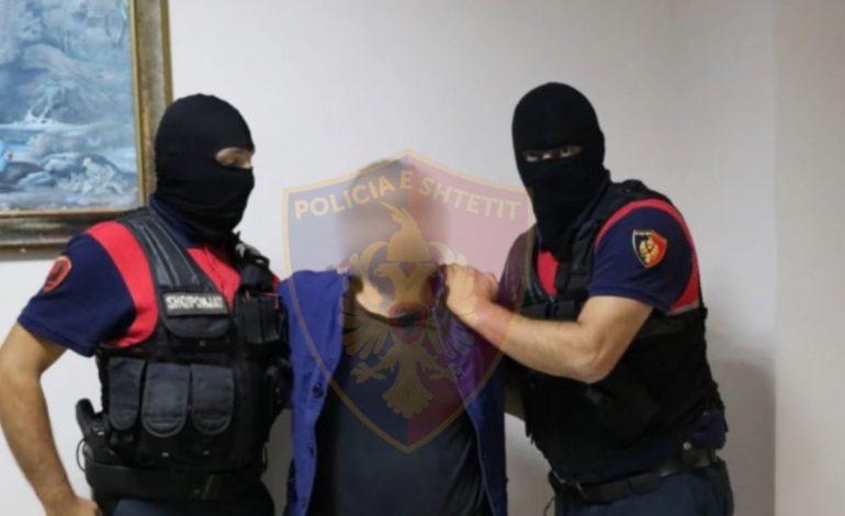 LUFTOI PËR  ISIS/ Arrestohet në Tiranë 34-vjeçari rus i kërkuar për terrorizëm (VIDEO)