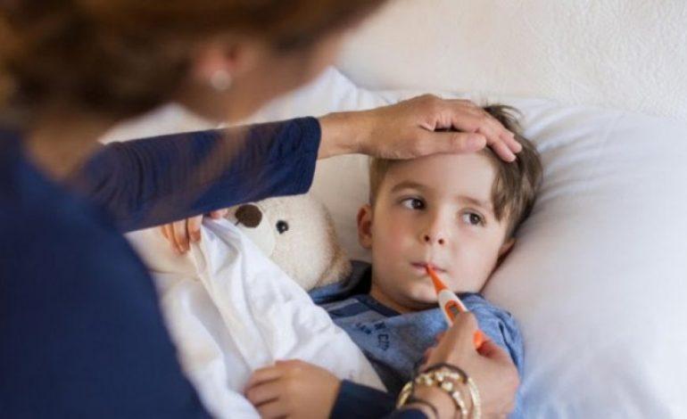 TEMPERATURAT E LARTA/ Ja çfarë këshillojnë kujdes për fëmijët