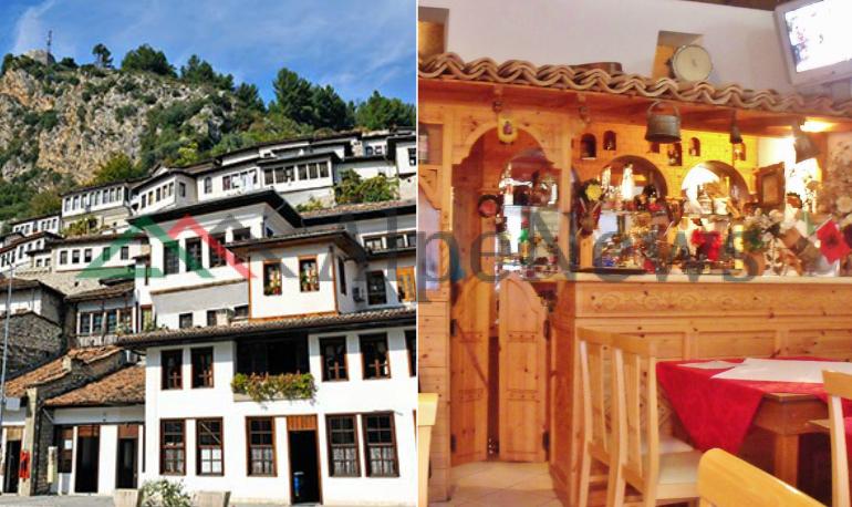 KOMENTET/ Turisti gjerman për ushqimin në Berat: I shijshëm dhe i lirë! Shqiptari: Nuk shkel më aty…