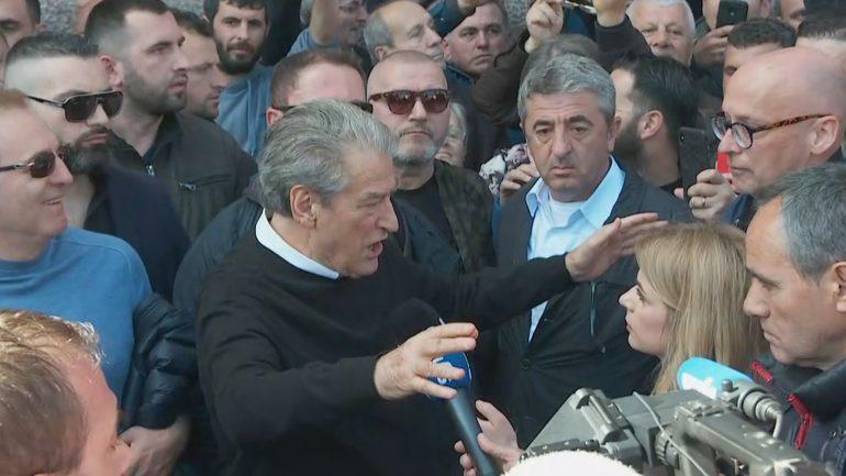 """""""KRYENGRITJE""""/ Sali Berisha: Ramën do ta dënojmë me 37 vjet burg"""