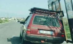 FOTOLAJM/ Kur Mercedes-Benz përdoret si… kamionçinë