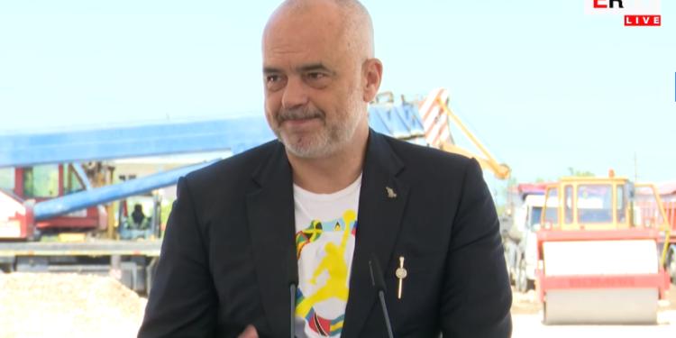 """""""EPOKË E RE""""/ Gjigandi i autoveturave investim në Shqipëri, Rama: Hapen 1 mijë vende pune"""