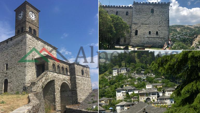 KOMENTET/ Turisti holandez për kalanë e Gjirokastrës: Madhështore! Shqiptari: Ça u pëlqen gurëve…