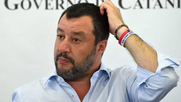 VIJOJNË KËRCËNIMET/ Zarf me plumb sërish për ministrin italian