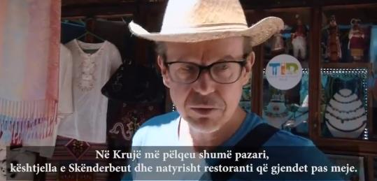 """HISTORI, TRADITË DHE NATYRË/ Turistët e huaj """"pushtojnë"""" Krujën: Na pritën…"""