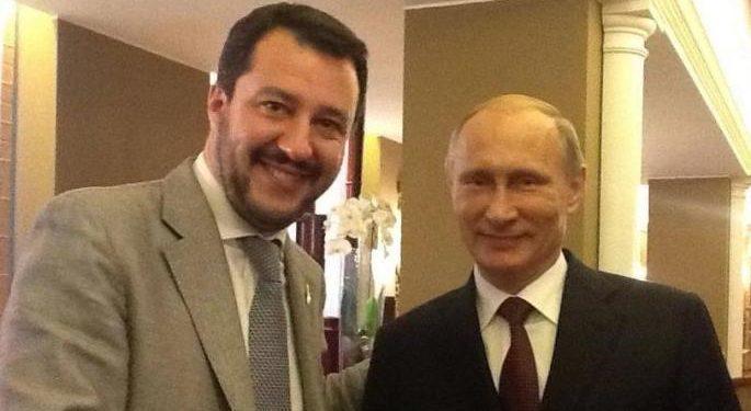 """""""DW"""": Financime ruse për partinë e Salvinit?"""