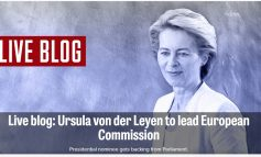 ZGJIDHET PRESIDENTE E KE/ Soreca mesazh urimi për Ursula Von Der Leyen