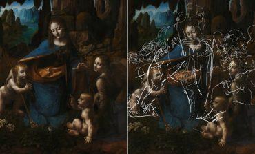 PAS 500 VITESH/ Zbulohen skicat e fshehura në pikturën e famshme të Da Vinci-t