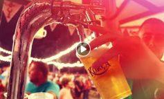 """""""SMILE ALBANIA""""/ Rama poston videon: """"Pamje fantastike nga Festa e Birrës në Korçë"""""""