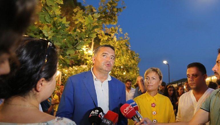 """""""VENË DHE VERË""""/ Klosi nga festa lokale në Golem: Të kthehen në traditë, të promovojmë produktet shqiptare"""