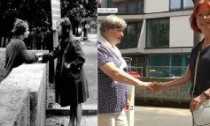 TAKIM PAS 58 VITESH/ Dy shoqet shkrepën foton domethënëse si në kohët e vjetra (FOTO)