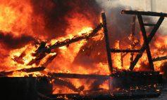 E RËNDË NË UKRAINË/ Zjarr në një hotel, 8 të vdekur dhe dhjetra të plagosur (FOTO)