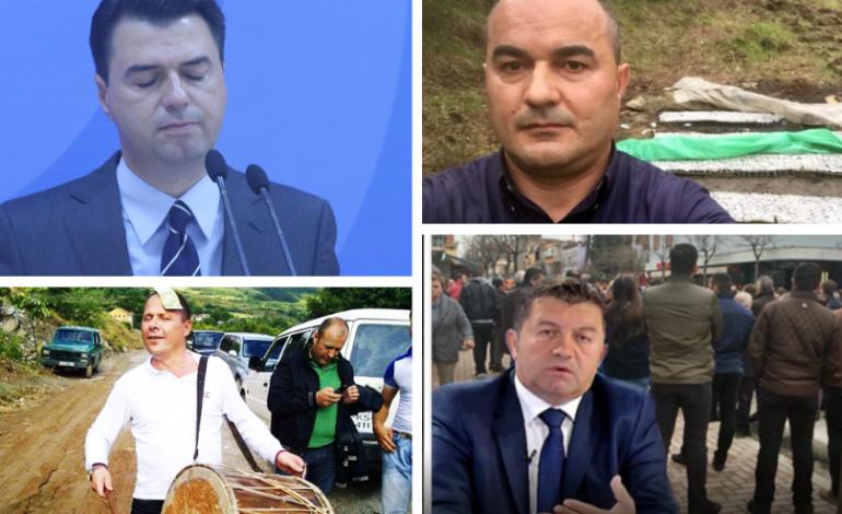 """""""MOS DILNI NGA ZYRAT""""/ Tre ish-kryetarët e Bashkive të djathta të """"zemëruar"""" me Bashën. Nga Frrokaj tek Kapllanaj"""