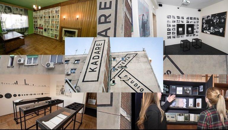 """NGA MAKINA E SHKRIMIT TEK APARTAMENTI/ Shtëpia muze e Ismail Kadaresë pushton """"Le Monde"""""""