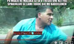 """""""KUR I VË LEKË BARCELONËS""""/ Zbulohet pse i sulmoi Kokëdhima turistët spanjollë (FOTO)"""
