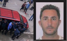 """""""GODITI ME GRUSHT POLICIN""""/ Kush është """"I FORTI I LAZARATIT"""" që u arrestua nga policia (EMRI+FOTO)"""