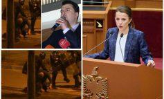"""BASHA E QUAJTI """"MOLLË E KALBUR""""/ Rudina Hajdari bën lëvizjen e menjëhershme (FOTO)"""
