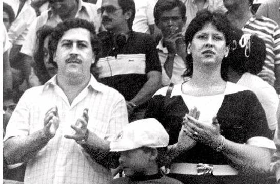 """""""KISHA FRIKË NGA AI""""/ Flet ish-gruaja e Escobar: E njoha kur isha 12-vjeç…"""