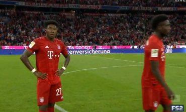 "BARYERN E NIS ME ZHGËNJIM/ Barazon me Herthan në ""Allianz Arena"" (VIDEO)"