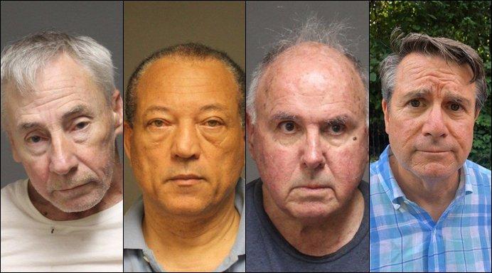 PO BËNIN SEKS NË PYLL/ Arrestohen 6 të moshuarit. Polici i kapi kur…
