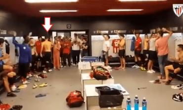 MPOSHTI BARCELONËN ME SUPER ROFESHATË/ Aduriz pritet si hero në dhomat e zhveshjes (VIDEO)