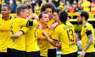 RASHICA SHKËLQEN NË BUNDESLIGA/ Por skuadra e tij humbet ndaj Dortmund me manita (VIDEO)